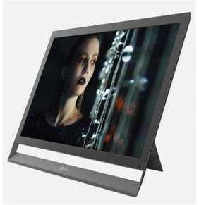 "EIZO 21,6""  FORIS-NOVA, 1000000:1, 330 cd/m2, RGB OLED 3840 x 2160 (4K UHD), 16:9, 2x HDMI, černý"