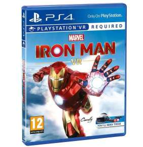 SONY PS4 VR hra Marvel's Iron Man