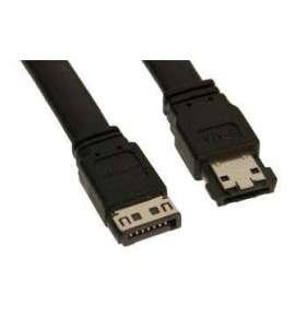 PremiumCord 1,0m kabel eSATA-SATA 1.5/3.0 GBit/s F/F