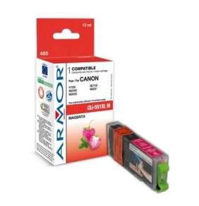 ARMOR ink-jet pre CANON Pixma MG5450, IP7250, 835 strán, CLi551XLM, červená/magenta (CLi-551XL M)