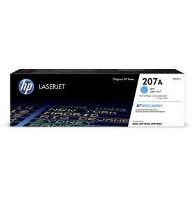 HP 207A Cyan LaserJet Toner Cartridge