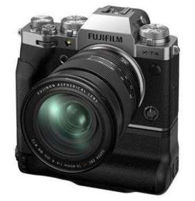Fujifilm X-T4 + XF18-55MM - Black