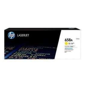 HP 658A Yellow LaserJet Toner Cartridge - CLJ Enterprise M751