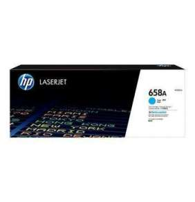 HP 658A Cyan LaserJet Toner Cartridge - CLJ Enterprise M751