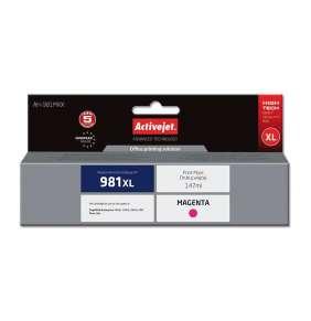 Atrament ActiveJet pre HP 981XL L0R10 AH-981MRX Magenta 147 ml