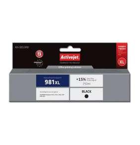 ActiveJet ink for HP 981XL L0R12 rem AH-981BRX Black 250 ml Remanufactured