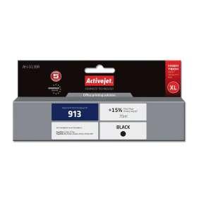 ActiveJet ink for HP 913 L0R095 rem AH-913BR Black 70 ml Remanufactured