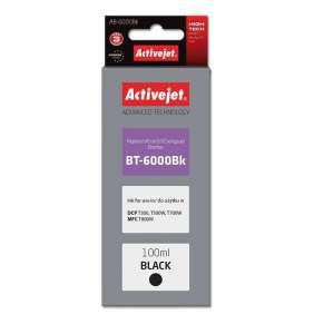Atrament ActiveJet pre Brother BT-6000Bk AB-6000Bk Black 100 ml