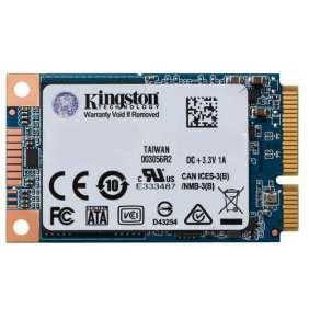 Kingston 240GB SSD UV500 mSATA, SATA Rev. 3.0 (R520/W500 MB/s)