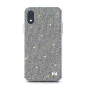 Moshi kryt Vesta pre iPhone XR - Pebble Gray
