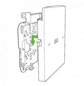 Cisco Meraki Universal Mounting Adapter