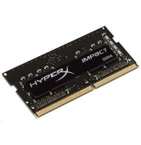 SO-DIMM 16GB DDR4 2933MHz CL17 HyperX Impact