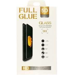 5D tvrzené sklo Apple iPhone 11 ProMax Black (FULL GLUE)
