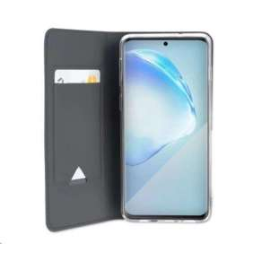 4smarts flipové pouzdro URBAN Lite pro Samsung Galaxy S20, černá