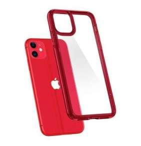 Spigen kryt Ultra Hybrid pre iPhone 11 - Red Crystal