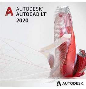 AutoCAD LT 2021 Commercial New Single-user ELD 1-Year Subscription