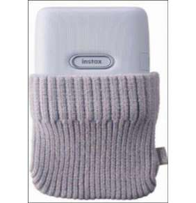 Fujifilm INSTAX MINI LINK - Sock Case White