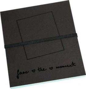 Fujifilm INSTAX SQUARE Album - Black-Blue set