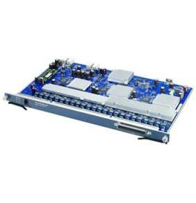 Zyxel VLC1424G-56,VDSL2 over POTS Line Card 24-Port VDSL2 30a/17a Annex A Line Card with IPv6 and power saving support