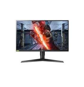 """LG 27GL83A-B.AEU 27"""" IPS QHD 2560x1440/16:9/350cdm/2ms/HDR10/HDMI/DP/USB/FreeSync/144Hz/Pivot"""