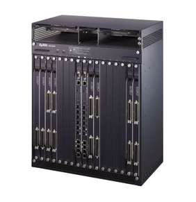 Zyxel IES-6000M Chassis MSAN (2 or 1 slot for MSC + 15 or 16 slot for LINE card   17-slot )