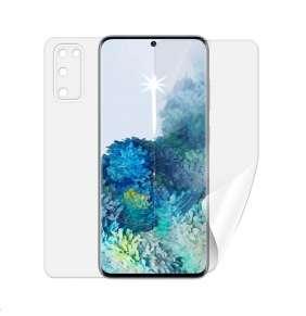 Screenshield SAMSUNG G980 Galaxy S20 folie na celé tělo