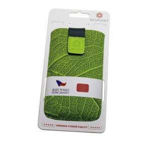 RedPoint pouzdro Velvet Green Leaf, velikost 2XL
