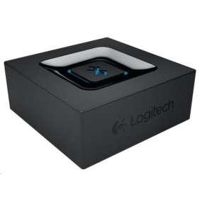 Logitech Bluetooth Audio Adapter/ RCA 3,5 mm/ Černá