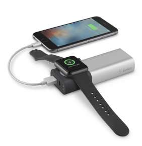 Belkin Valet Charger™ Power Pack 6700 mAh pre Apple Watch/ iPhone