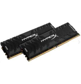 DDR 4....        16GB . 4600MHz. CL19 HyperX Predator Black Kingston XMP (2x8GB)