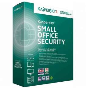 Kaspersky Small Office 6, 10-14 Mobile, 10-14 PC, 1-FileServer, 10-14 User 1 year Nová