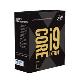 CPU INTEL Core i9-9980XE 3,0 GHz 24.75MB L3 LGA2066 BOX (neobsahuje chladič)