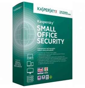 ESD Kaspersky Small Office 20-24 licencí  3 roky Obnova