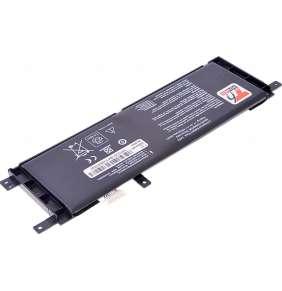 Baterie T6 power Asus X553MA, F453MA, F553MA, A453MA, A553MA, P453MA, 4000mAh, 30Wh, 2cell, Li-pol