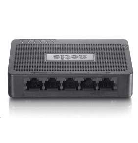 Netis ST-3105S Switch 5x 10/100, plast, miniaturní