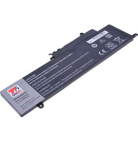 Baterie T6 power Dell Insprion 13 7347, 13 7348, 11 3147, 11 3158, 3874mAh, 43Wh, 3cell, Li-pol