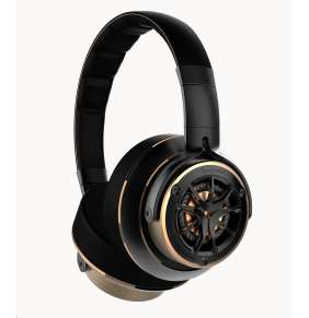 1MORE Triple Driver Over-Ear Headphones Gold