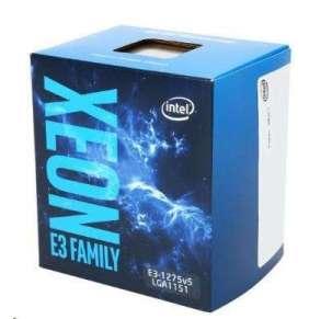 Intel® Xeon™ processor (quad core) E3-1275V5, 3.60GHz, 8M, LGA1151