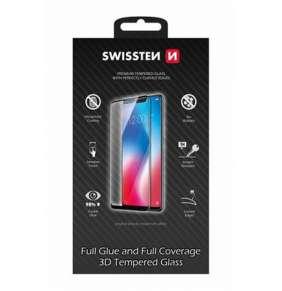 Swissten sklo Ultra Durable 3D FullGlue Glass pro Samsung Galaxy A20e černé