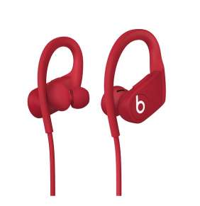 Powerbeats HP Wireless Earphones - Red