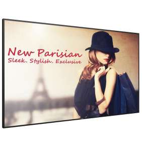 """Philips LCD D75"""" 75BDL4150D - D-Line, 24/7, 4+2+1 Core, Android 7, 75"""", IPS 10bit,H 3%, E-LED, 3840x2160, 500cd/m2, 500"""