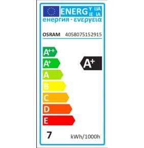 OSRAM LED VALUE ClasB  230V 7W 827 E14 noDIM A+ Plast matný 806lm 2700K 10000h (krabička 1ks)