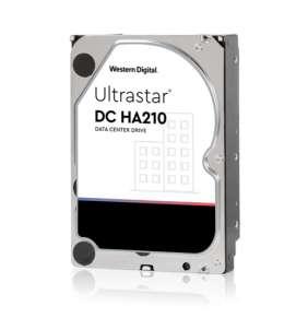 Western Digital Ultrastar® HDD 2TB (HUS722T2TALA604) DC HA210 3.5in 26.1MM 128MB 7200RPM SATA 512N SE (GOLD WD2005FBYZ)