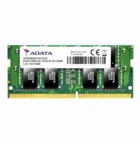 SODIMM DDR4 16GB 2666MHz CL19 ADATA Premier memory, 1024x8, Bulk