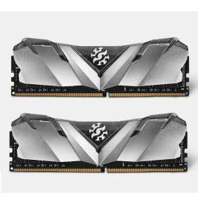 DIMM DDR4 32GB 2666MHz CL16 (KIT 2x16GB) ADATA XPG GAMMIX D30 memory, Dual Color Box, Black