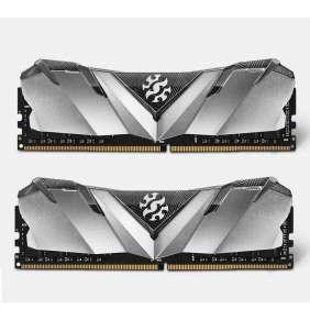DIMM DDR4 16GB 3200MHz CL16 (KIT 2x8GB) ADATA XPG GAMMIX D30 memory, Dual Color Box, Black