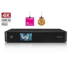 VU+ UNO 4K SE (Dual FBC DVB-S2 tuner)