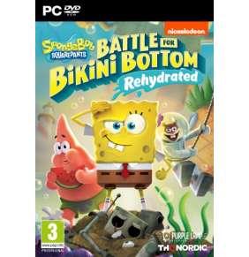 PC - Spongebob SquarePants: Battle for Bikini Bottom - Rehydrated
