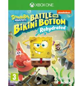 XONE - Spongebob SquarePants: Battle for Bikini Bottom - Rehydrated