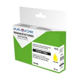 ARMOR cartridge pro EPSON WF-5620DWF yellow XXL, 38 ml (T789440)